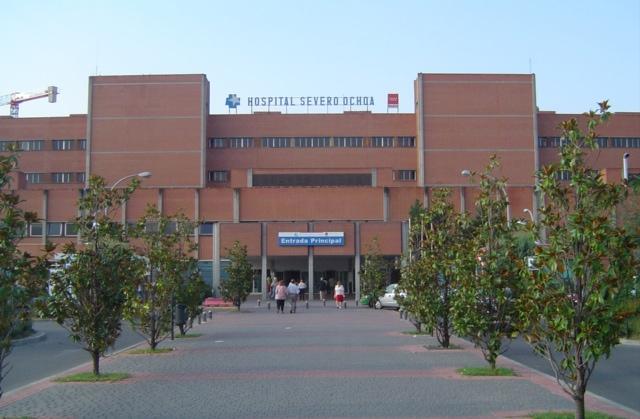 Hospitales con nombres ilustres