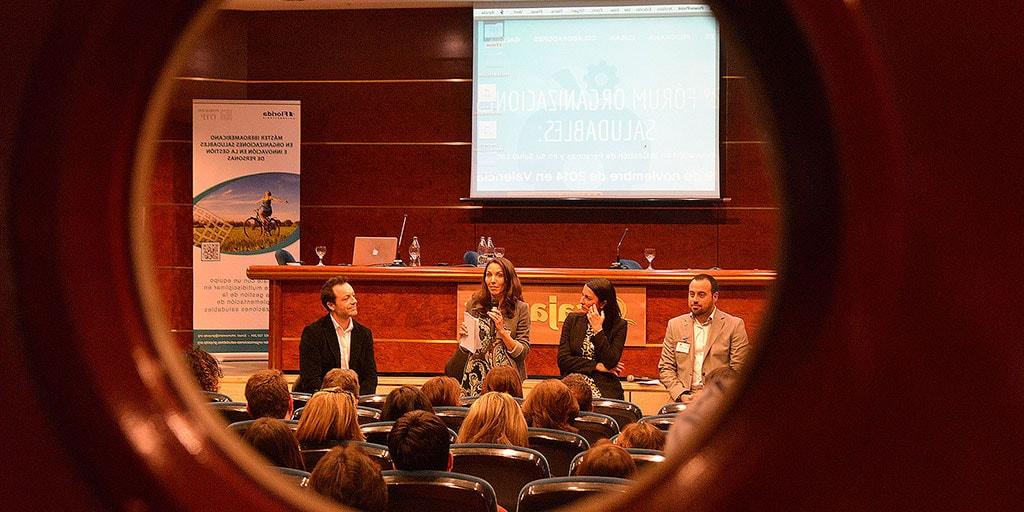 Expertos en salud laboral se reúnen en Valencia para tratar la gestión del estrés en las organizaciones