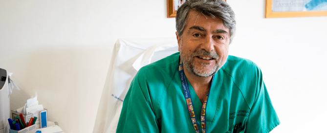 """El Dr. Sánchez Luna asegura que la """"recomendación es humanizar las instalaciones neonatales"""", pero para ello hace falta """"inversión"""""""