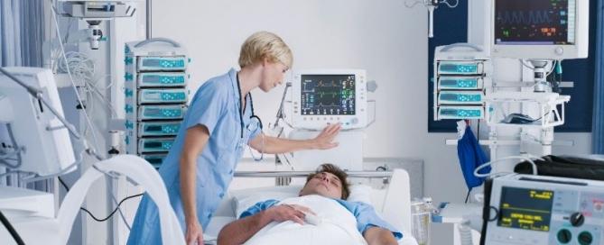 neumonía asociada a la ventilación