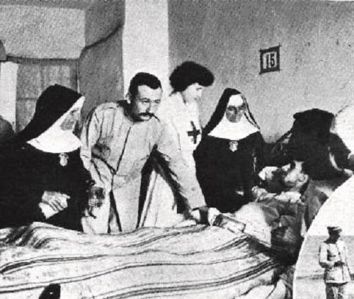 Fidel Pagés: el padre de la anestesia epidural fue un médico militar español curtido en las guerras de principios del s. XX