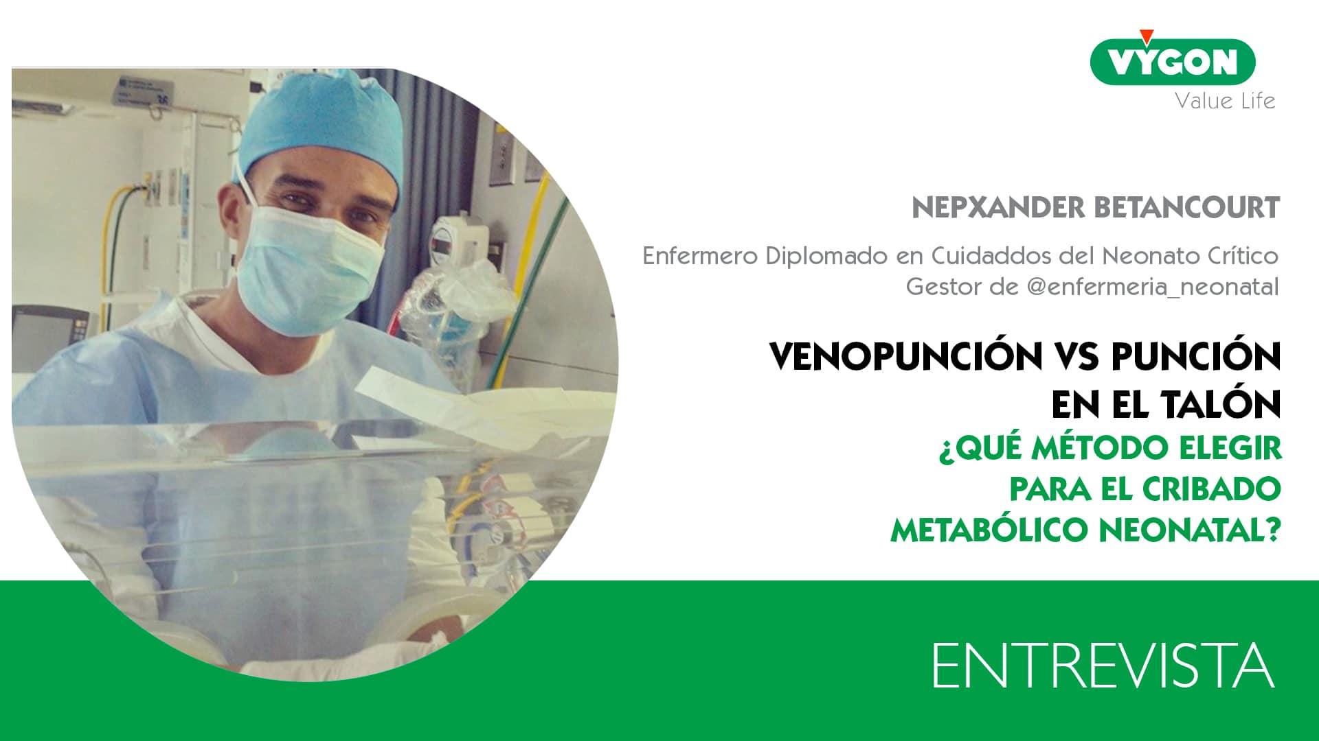Entrevista a Enfermería Neontal