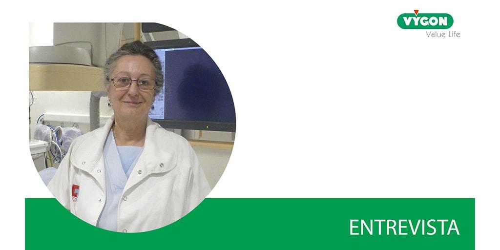 PICC-PORT y su implantación por equipos multidisciplinares. Entrevistamos a Marta Rubio de las Cuevas