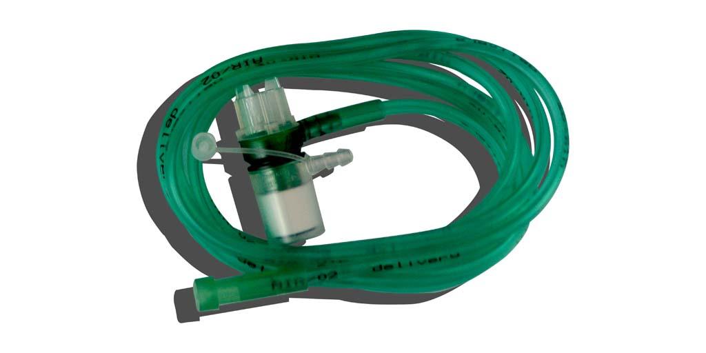 La CPAP de Boussignac, un sistema versátil de presión positiva continua