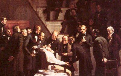 La aparición de la anestesia, una revolución en el mundo de la medicina