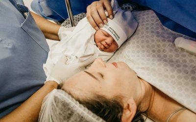 COVID-19 y la reducción de los partos prematuros
