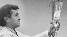 Stanley John Dudrick nutrición parenteral qué línea del catéter utilizar