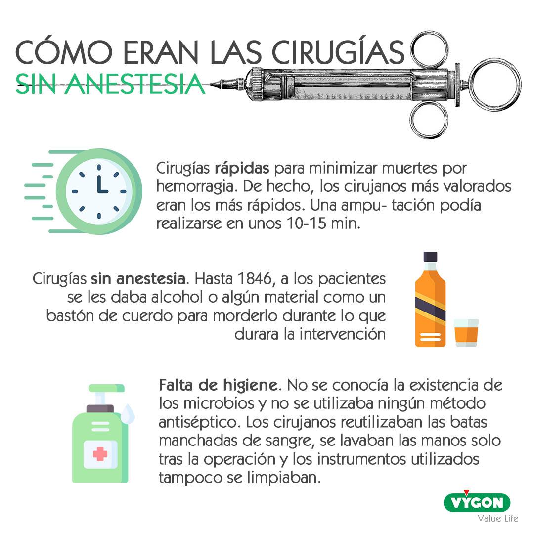 cirugías sin anestesia