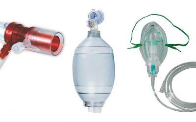 Comparativa entre dispositivos para ventilación vs dispositivos para oxigenación pasiva en RCP