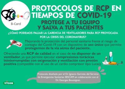 Protocolos RCP – COVID19