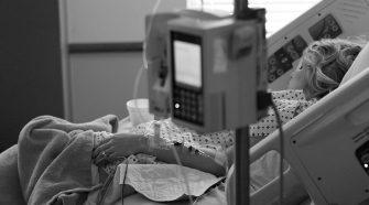 infusión en hospitalización
