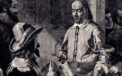 William Harvey y la circulación sanguínea