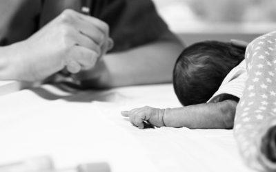 Extravasación en neonatos: protocolo de actuación y prevención