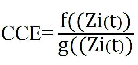 formula cce