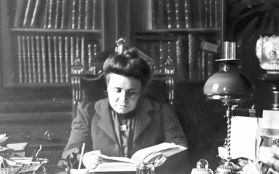 Dolores Aleu Riera, pionera de la medicina en España