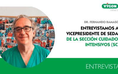 Fernando Ramasco nos explica su visión del futuro de la Anestesiología